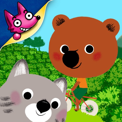 Mouk 1 - Watch Videos and play Games for Kids
