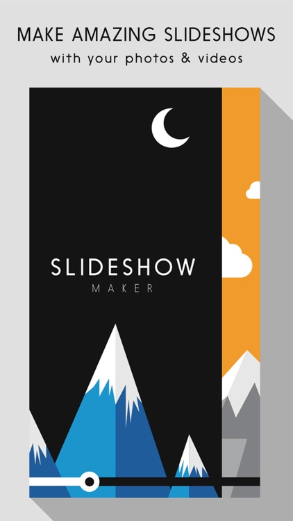Slideshow Maker - Combine Photos, Videos and Music for YouTube & Instagram