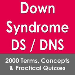 Down syndrome (DS/ DNS): 2000 Flashcards