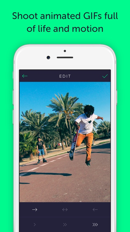 Gifstory - GIF Camera, Editor and Converter of Photo, Live Photo, and Video to GIF screenshot-0