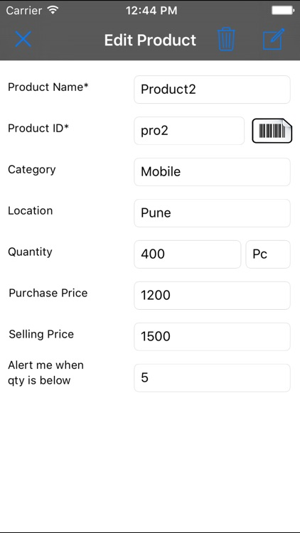 Inventory Plus(Inventory Mgmt) screenshot-4