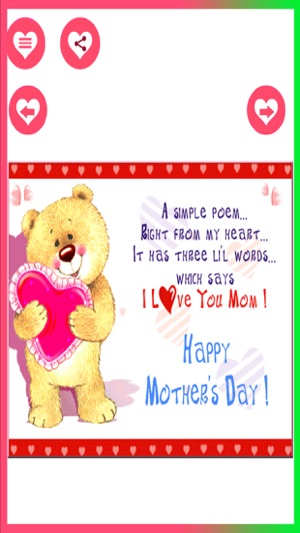 Mothers day greetings card cards quotes create card 2016 on the mothers day greetings card cards quotes create card 2016 on the app store m4hsunfo