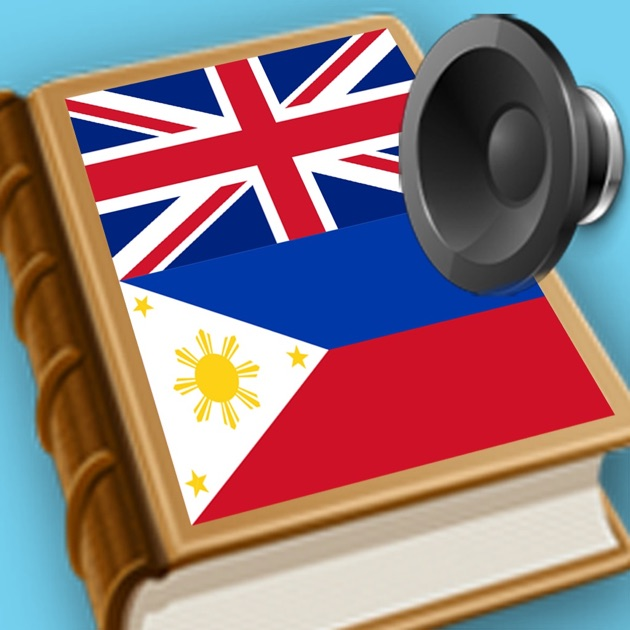 filipino english translation dictionary download