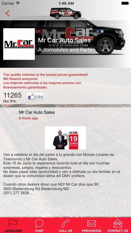 Bb Auto Sales >> Mrcar Auto Sales By Beco Web Llc