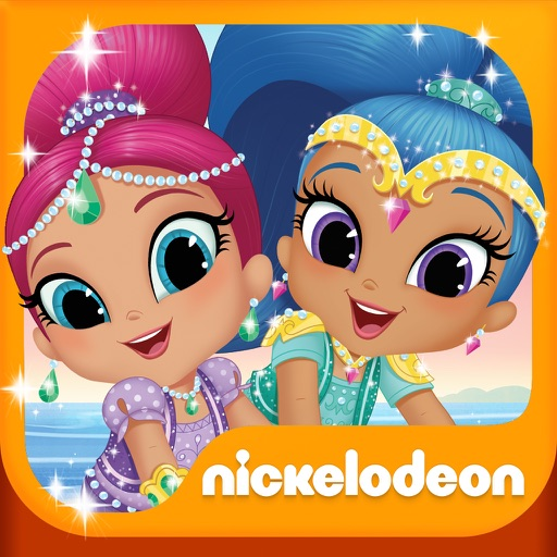 Playtime with Shimmer and Shine