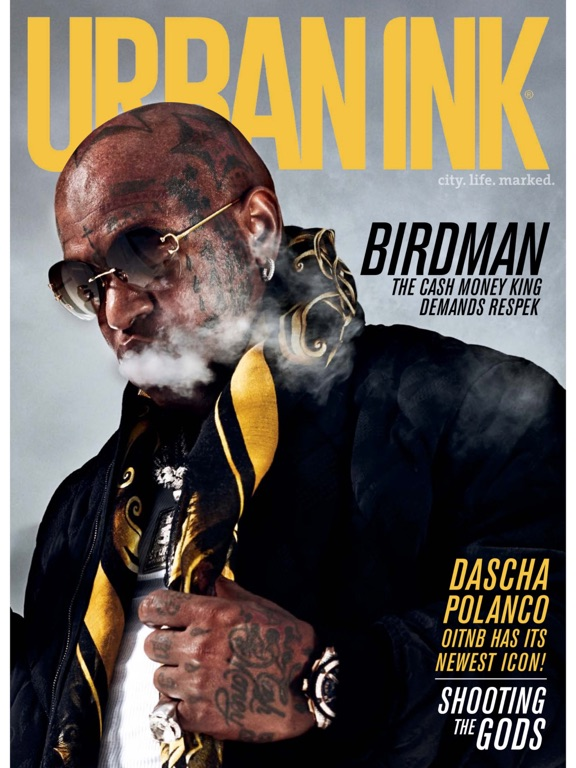 Urban Ink - The Only Tattoo Magazine For People of Color! | App Price ...