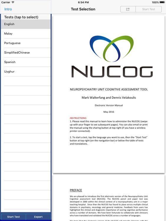 NuCog