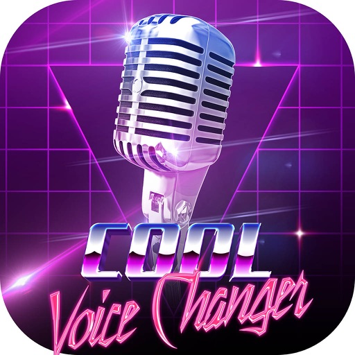 Cool Voice Changer Ringtone Maker - Best Sound Modifier and Audio Recorder with Effects
