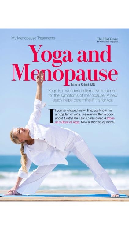 The Hot Years - My Menopause Magazine