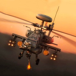 Last Gunship Battle Strike - War Game