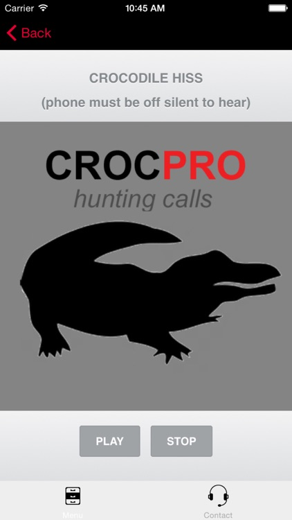 REAL Crocodile Hunting Calls - 7 REAL Crocodile CALLS & Crocodile Sounds! - Croc e-Caller - (ad free) BLUETOOTH COMPATIBLE