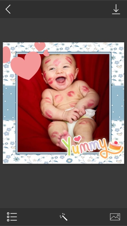 Cute Kid Photo Frame - Amazing Picture Frames & Photo Editor screenshot-3