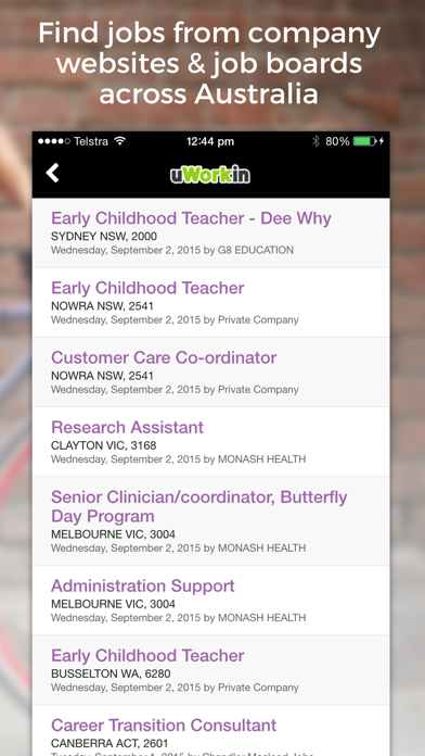 Education Jobs & Teaching Jobs screenshot three