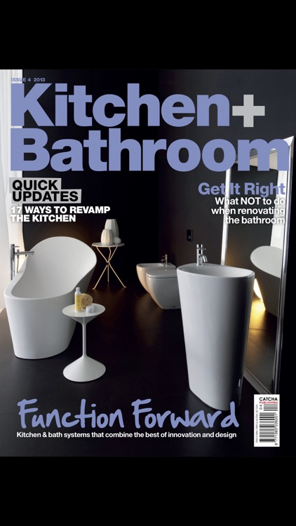 Kitchen + Bathroom
