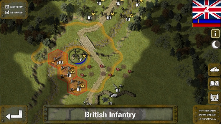 Tank Battle: 1945 screenshot-1