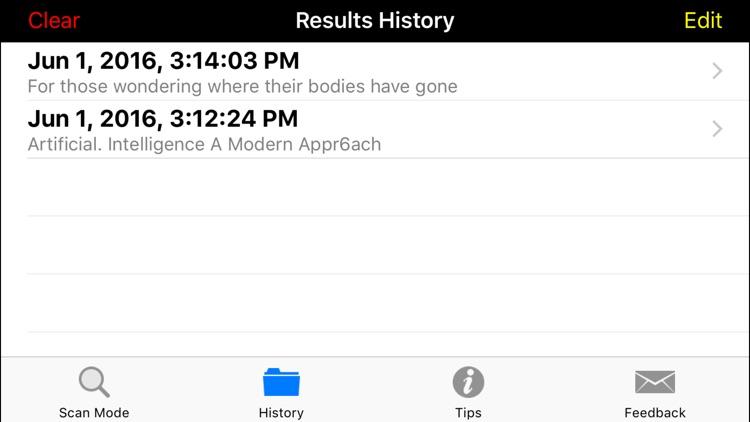Text Detective screenshot-4