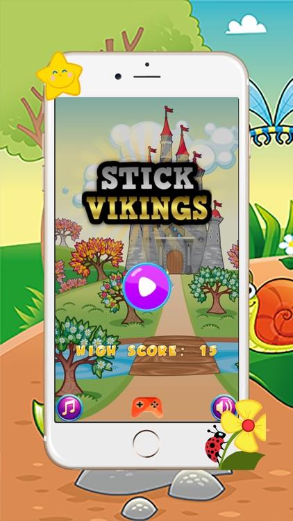 The Longest Journey Of Stick Vikings Superhero To Saving Princess