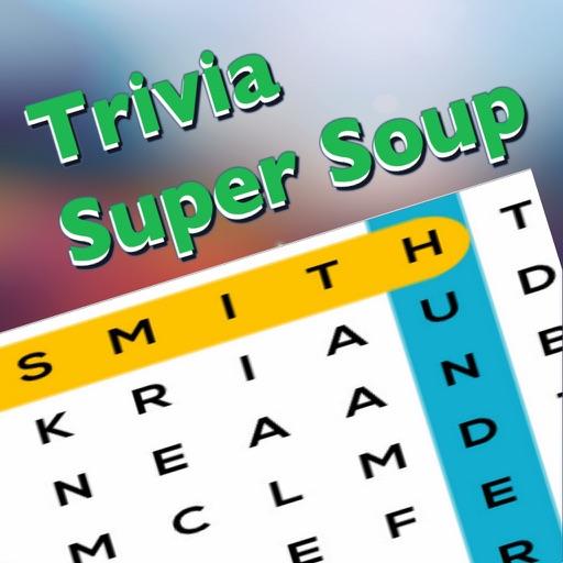 Pop Trivia Soup Wordsearch