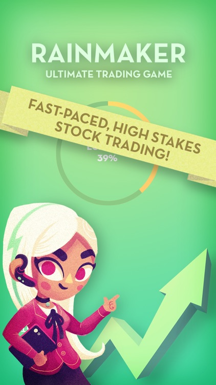 Rainmaker: Ultimate Trading Game