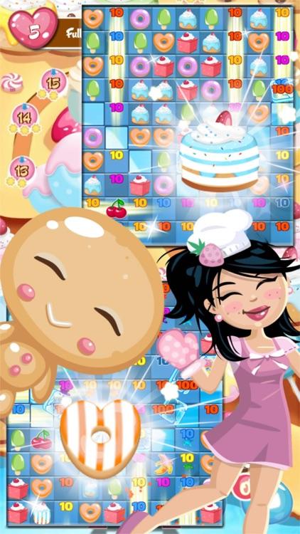 Cake Story - Match 3 Puzzle screenshot-4