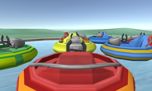 Bumper Boat Battle