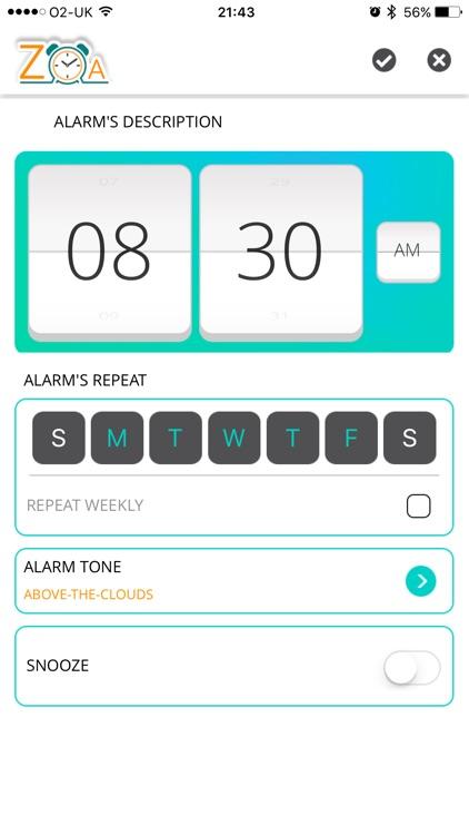 Zen Alarm screenshot-3