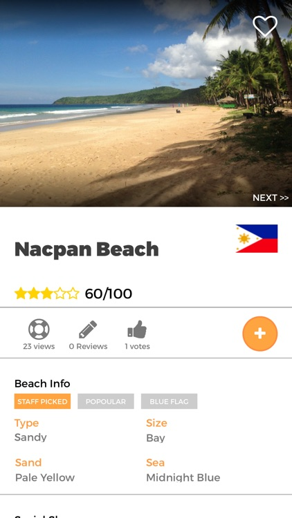NextBeach - Explore World Best Resorts & Beaches and find tips and maps for your next summer trip screenshot-3