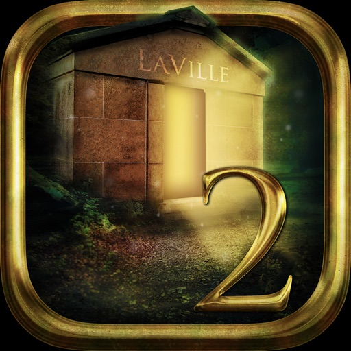 Escape from LaVille 2 iPad edition
