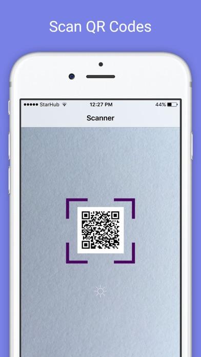 QR Code Reader Barcode Scanner screenshot one