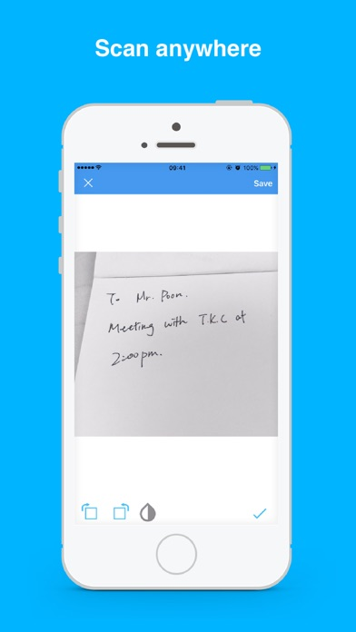 Easy Scanner - Document Scanner screenshot three