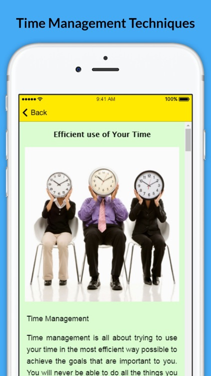 Time Management - How to Manage Your Workflow Effectively