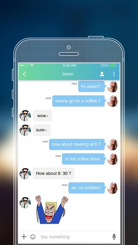 Sayhi Chat Love Meet App Shana w ciąży i randki z tatusiem
