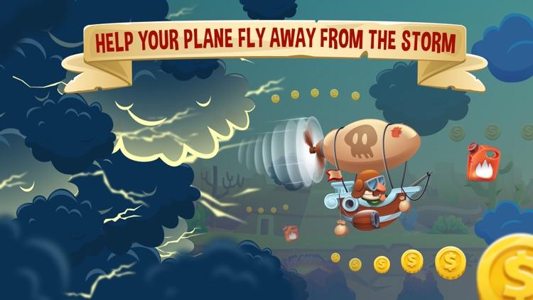 Brave Jet – Real Airplane Control Simulator screenshot-3