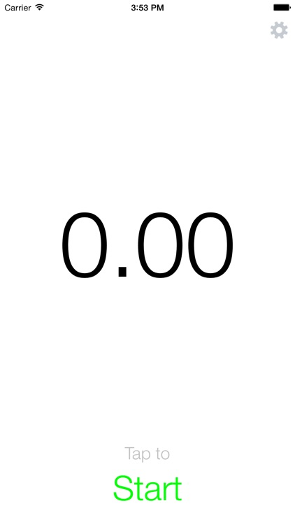 Meet Stopwatch screenshot-0
