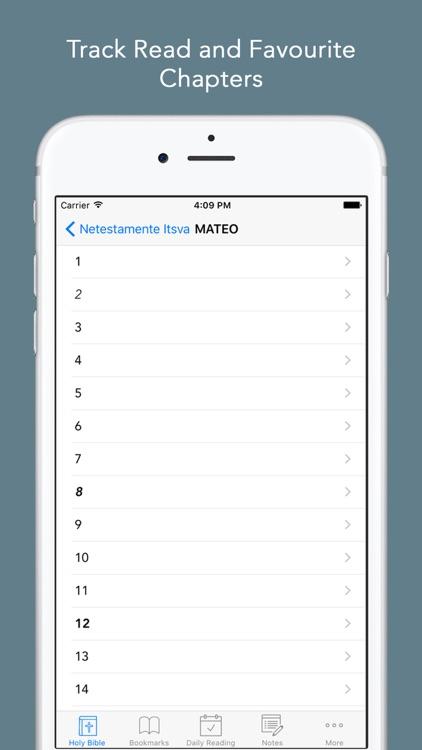 Shona Bible : Easy to use Bible app in Shona for daily offline Bible book reading screenshot-4