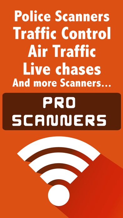 Police radio scanners - The best radio police , Air traffic , fire & weather scanner on line radio stations Screenshot 2