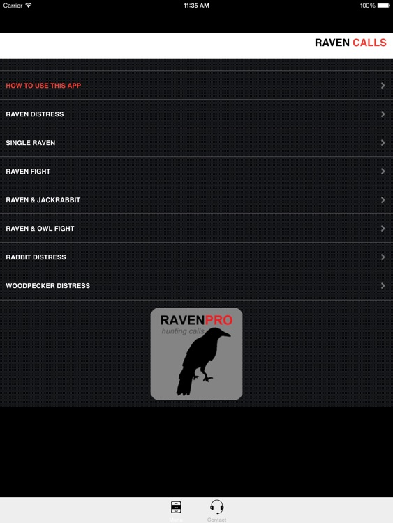 REAL Raven Hunting Calls - 7 REAL Raven CALLS & Raven Sounds! - Raven e-Caller &- BLUETOOTH COMPATIBLE