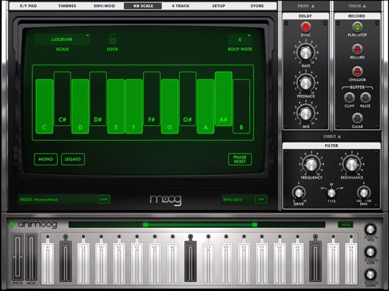 Screenshot #4 for Animoog