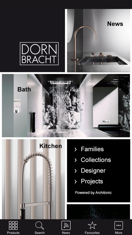 dornbracht by aloys f dornbracht gmbh co kg. Black Bedroom Furniture Sets. Home Design Ideas