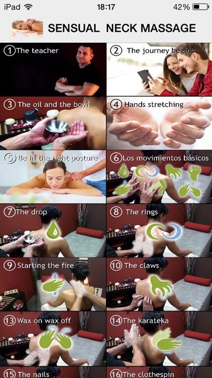 Sensual Neck Massage