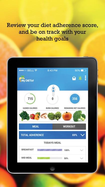 MyDIETist – Online Dietician Consultation screenshot-3