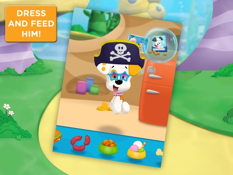 Bubble Puppy: Play and Learn for iPad - Bubble Guppies Kids Game