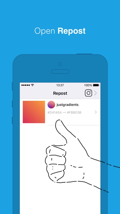 Repost for Instagram screenshot-3