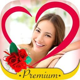 Love Photo Editor Photo frames - Premium
