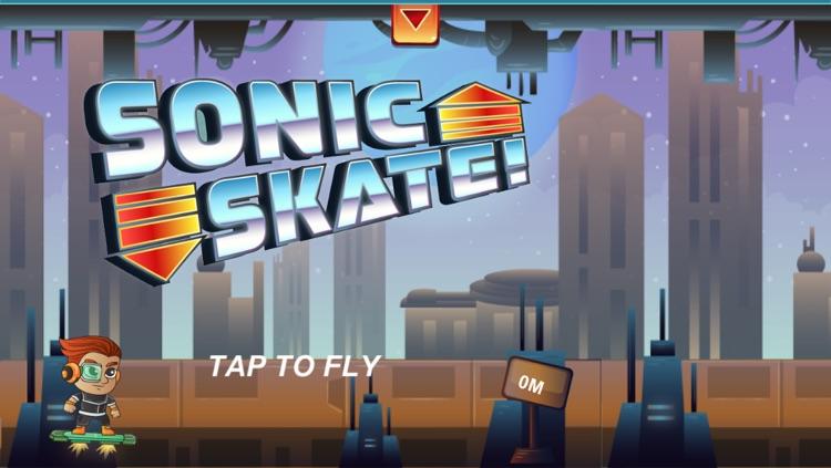 Sonic Skate Pro