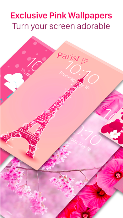 Pink Wallpapers & Backgrounds ™ Proのおすすめ画像1