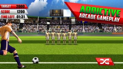 Final Soccer Flick : Free Penalty Kickのスクリーンショット2