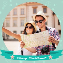 Xmas Photo Frames - Instant Frame Maker & Photo Editor