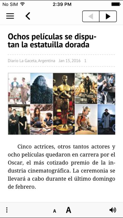 点击获取Diario La Gaceta