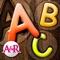 Kids from 2 to 6 will have fun discovering and learning the alphabet while solving puzzles